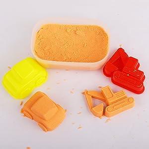 Toy sand