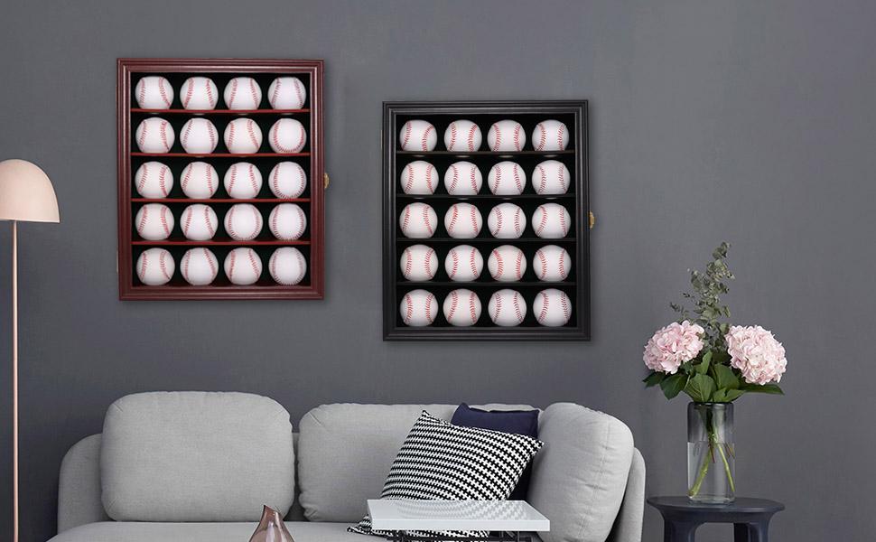 baseball display case