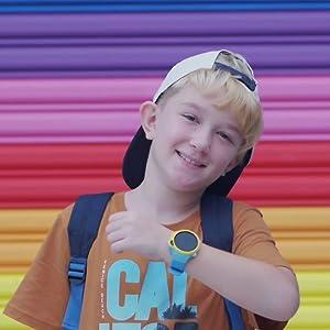 Kids smartwatch watchout