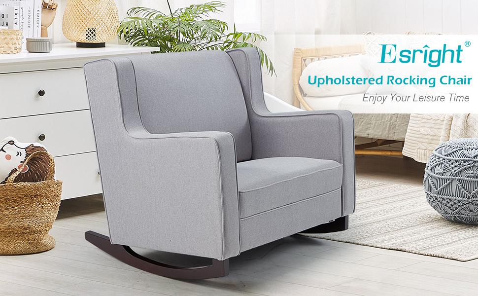 Esright Rocking Chair