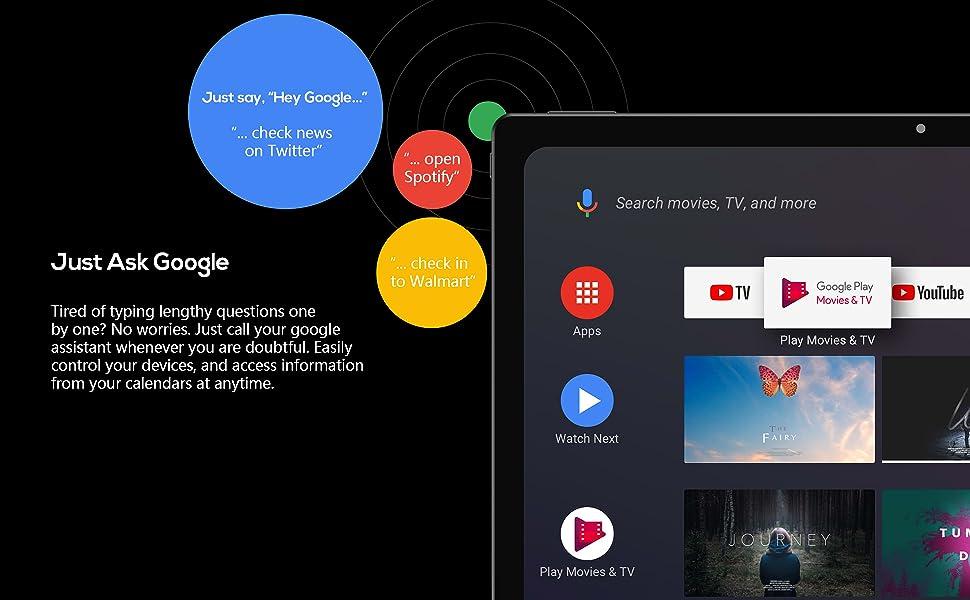 KingPad series tablet M 10 GOOGLE voice