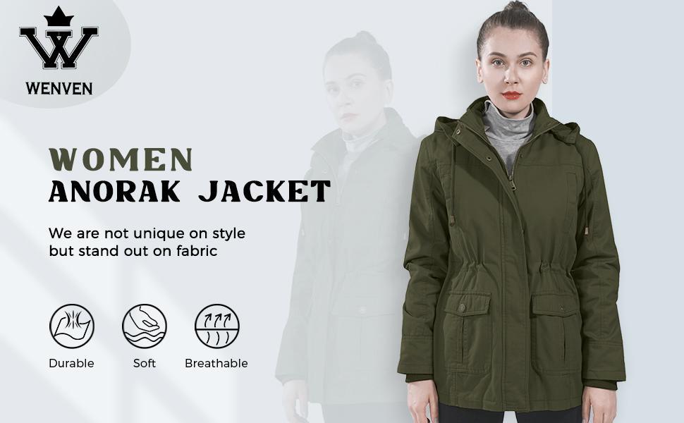 wenven jacket