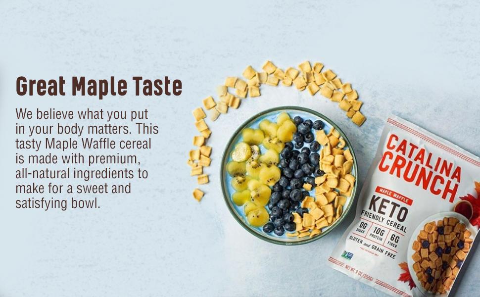 Great Maple Taste