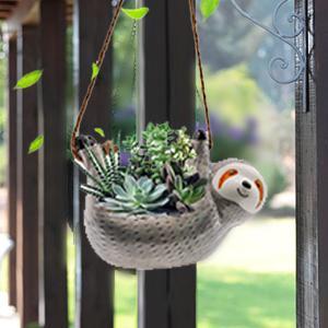 Cute Hanging Plant Holder