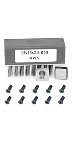 carbide replacement cutters