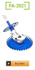 2021 suction pool cleaner