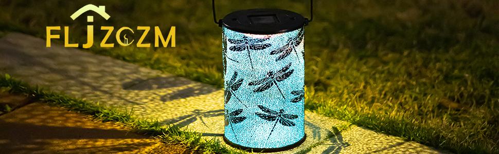 FLJZCZM Solar Lantern