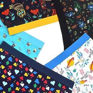 Men's Colorful novelty Underwear