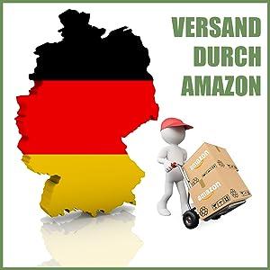 Versand aus Deutschland