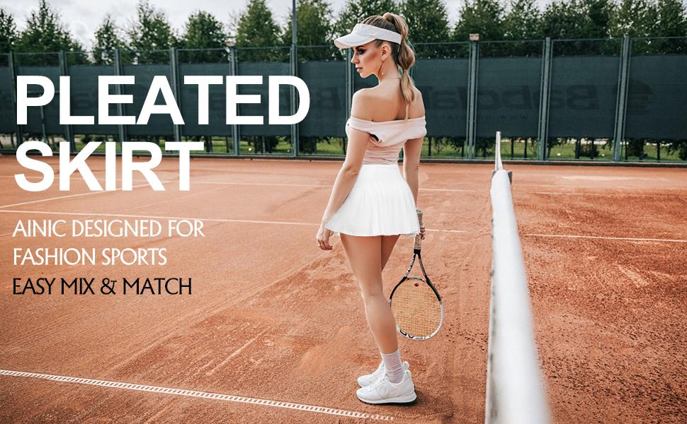 perfect for tennis