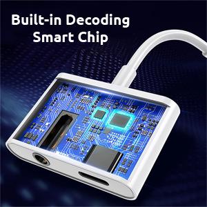 Built in Smart Chip