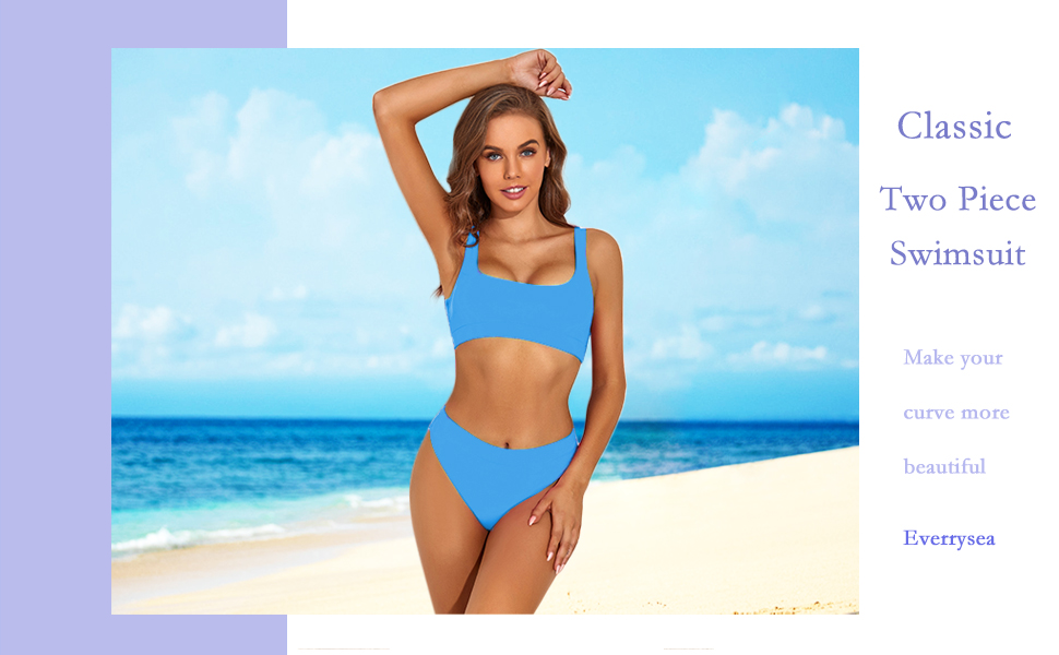 women high waisted bikini set leopard striped swimsuit for women 2 pcs bathing suit