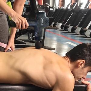 Deep Tissue Massage Gun