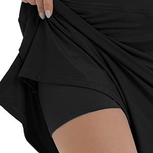 athletic teenis skirts