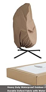 egg chair cover