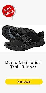 Menamp;amp;#39;s Minimalist Trail Runner