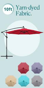 Patio umbrella 06