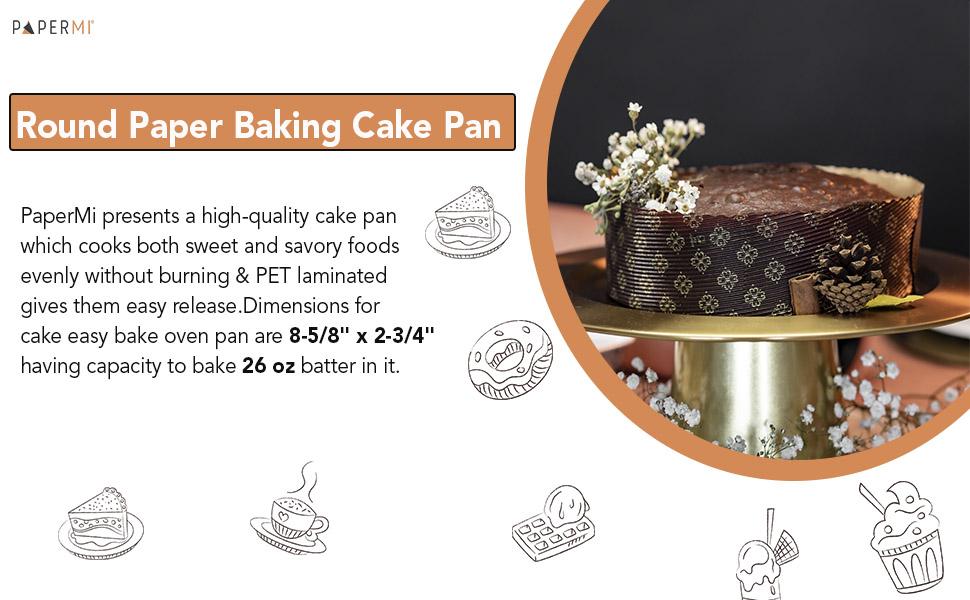 Disposable Baking Mold