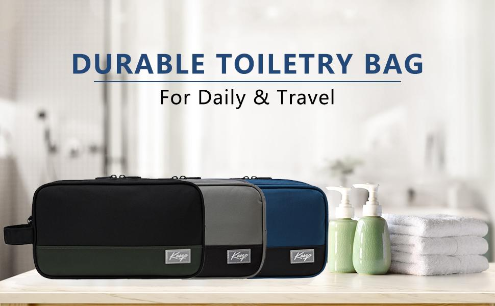 Durable Toiletry Bag