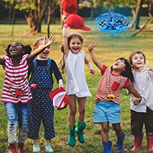 mini drones for kids  drones for kids flying space orb drones for kids 8-12  birthday gifts
