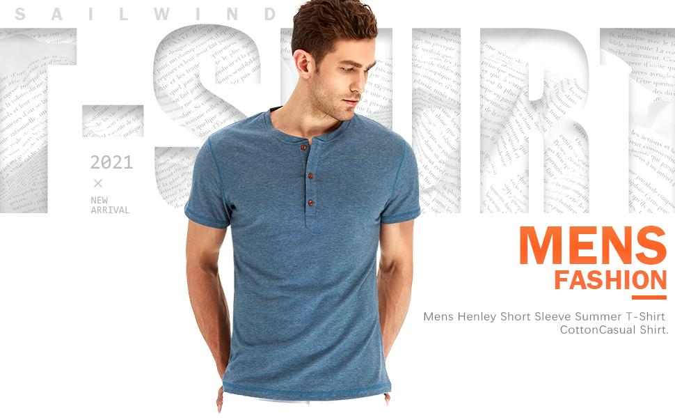 Fashionable and comfortable summer cotton T-shirt