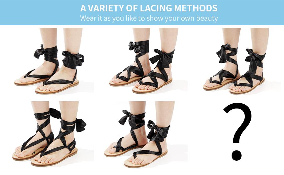 lacing methods