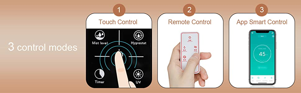 smart app wifi intelligent remote touch control easy to operate