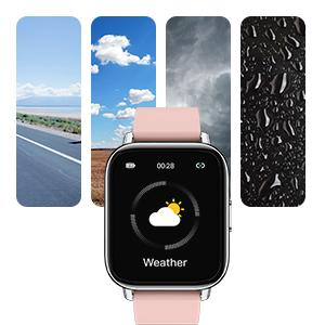 Rogbid Rowatch 2S Smart Watch fitness tracker fitness watch weather