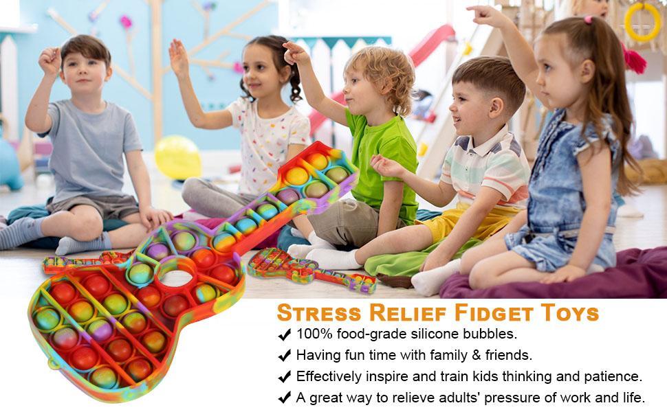 violin pop fidget toys