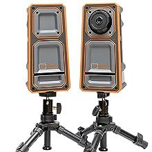 Longshot LR-3 is the premier long range camera system with a  2 mile range