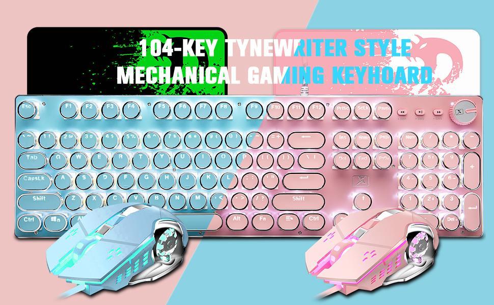 gaming mechanical keybaord