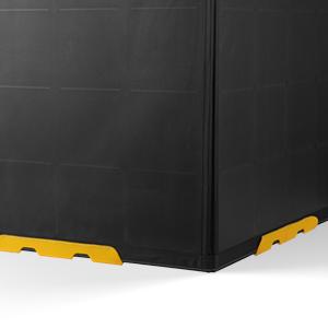 BougeRV 100W Portable Solar Panel