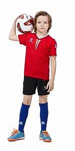 KELME Men Custom Quick Dry Soccer Jerseys