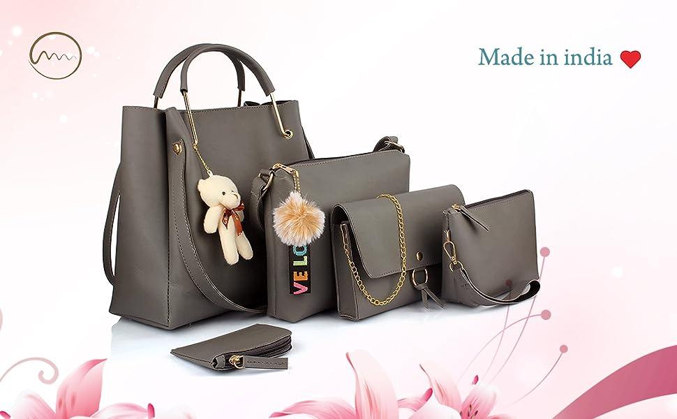 handbag combo