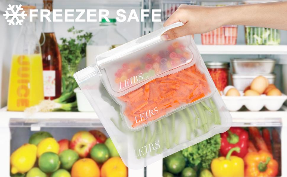 reusable snack bags dishwasher safe