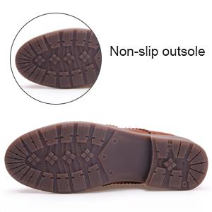 non-slip outsole