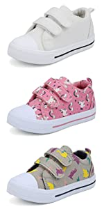 toddler canvas sneakers boys and girls