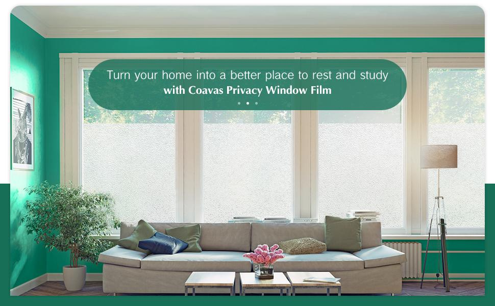 window film Office glass film home glass film Static Film