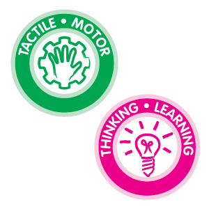 jumbo puzzle; learning; educational; education; school; learn; toddler; tactile and motor; thinking