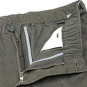 Capri Shorts for Men Capri Military Baggy Shorts 3/4 Cargo raining Cotton Work  Shorts for Men