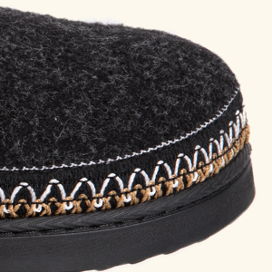 EverFoams Women's Comfy Memory Foam Bootie Slippers