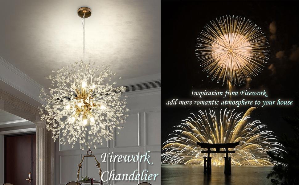 Flush Mounted Sputnik LED Ceiling Lights,small chandelier,foyer light fixtures,chandelier lamp
