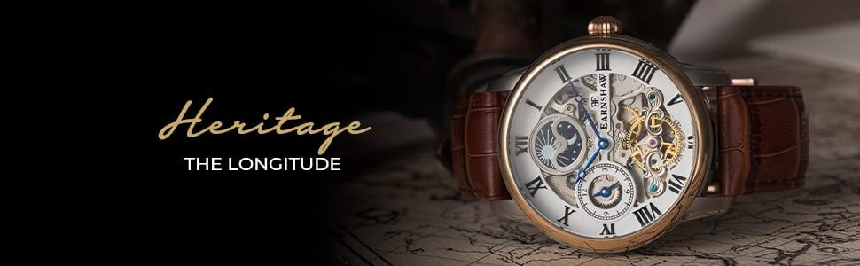 Heritage The Longitude