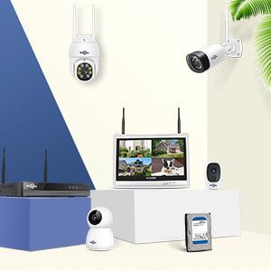 Hiseeu CCTV Camera