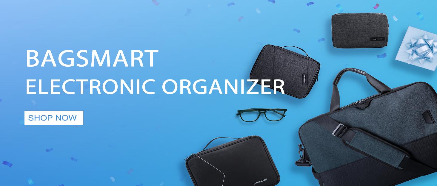 BAGSMART Electronic Organizer