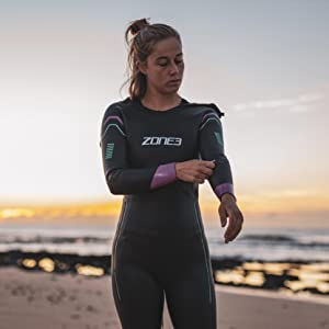 ZONE3 triathlon triathletes running compression fitness workout training cycling swimming