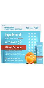 hydrant blood orange