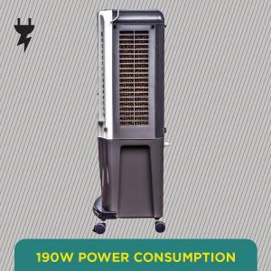 190W Power Consumption