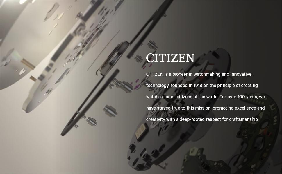 Citizen brand history