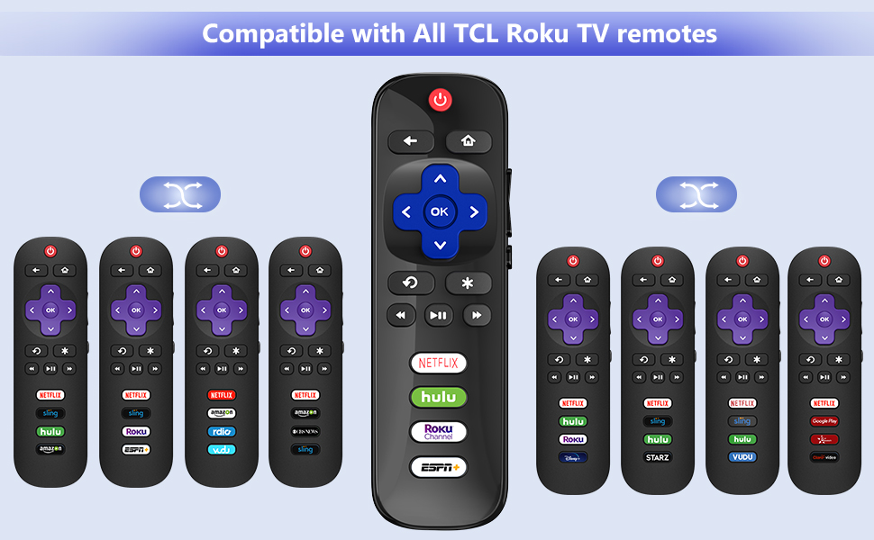 compatible with remotes